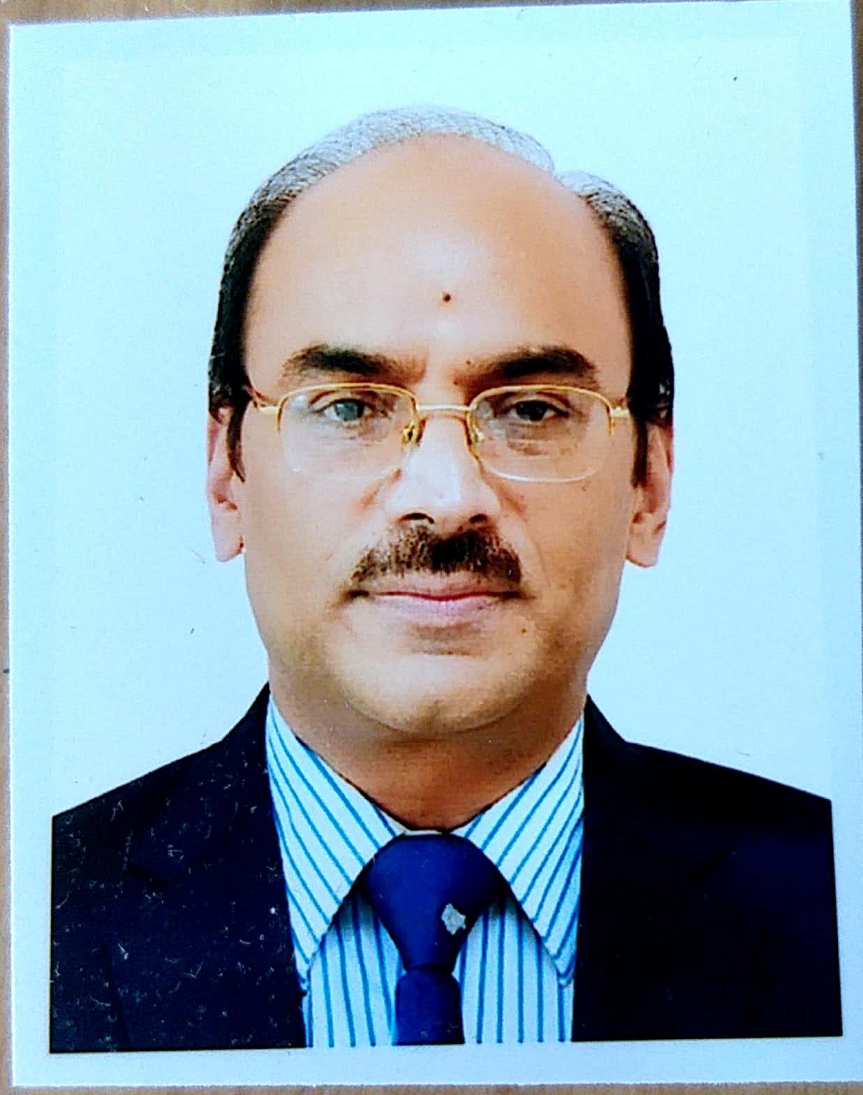 श्री आर.डी. धीमान
