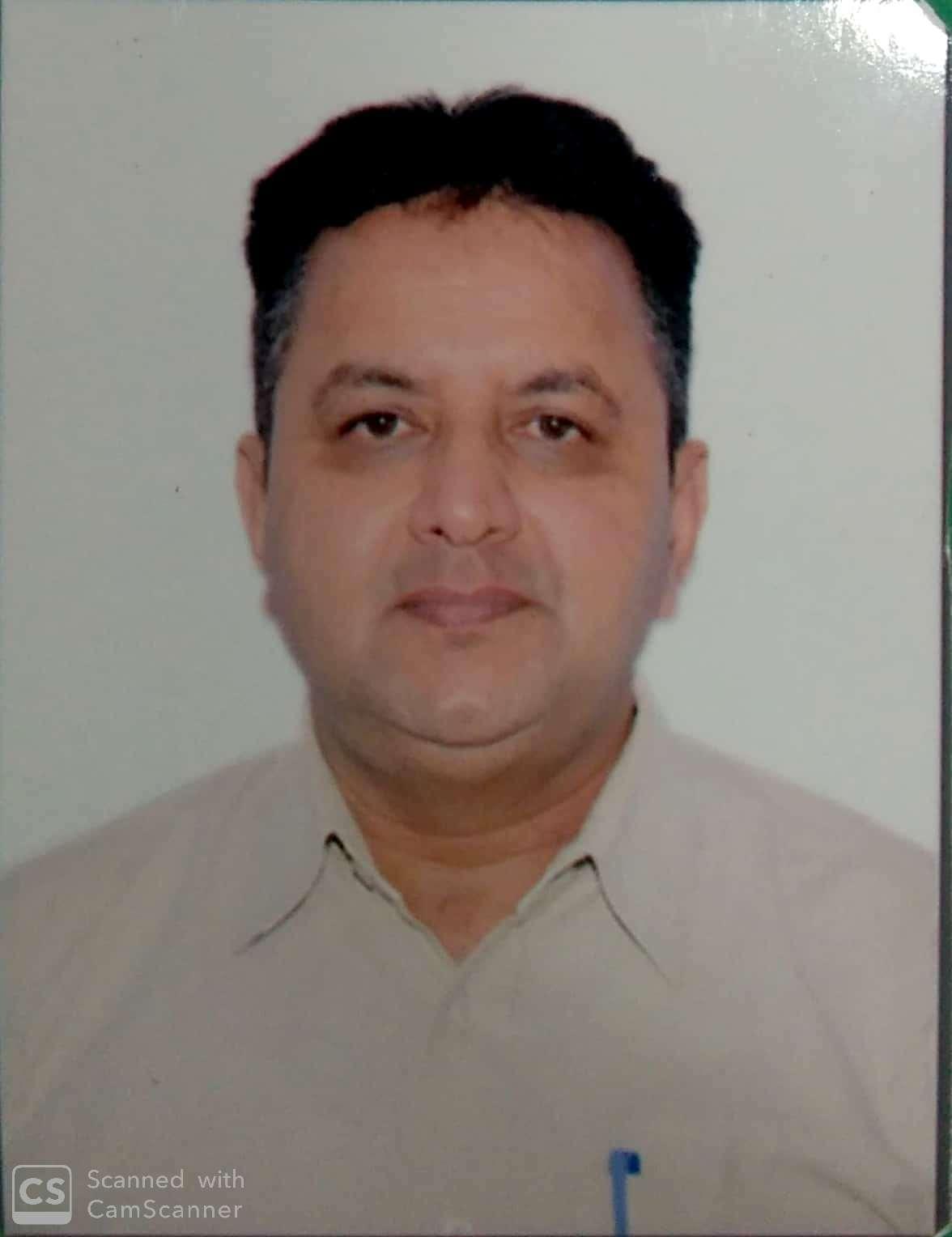 ईजी. अनिल गौतम