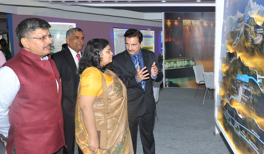 BHAKRA - BEAS PROJECTS MAKE STRONG IMPACT AT IITF – 2016