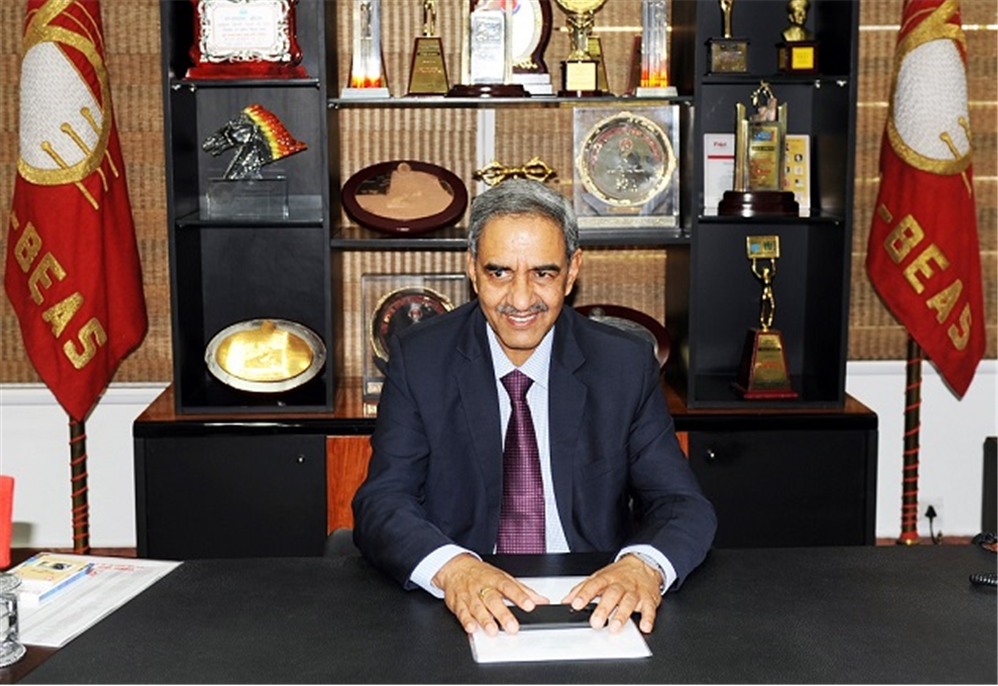 Er. Devendra Kumar Sharma joins as Chairman, BBMB.