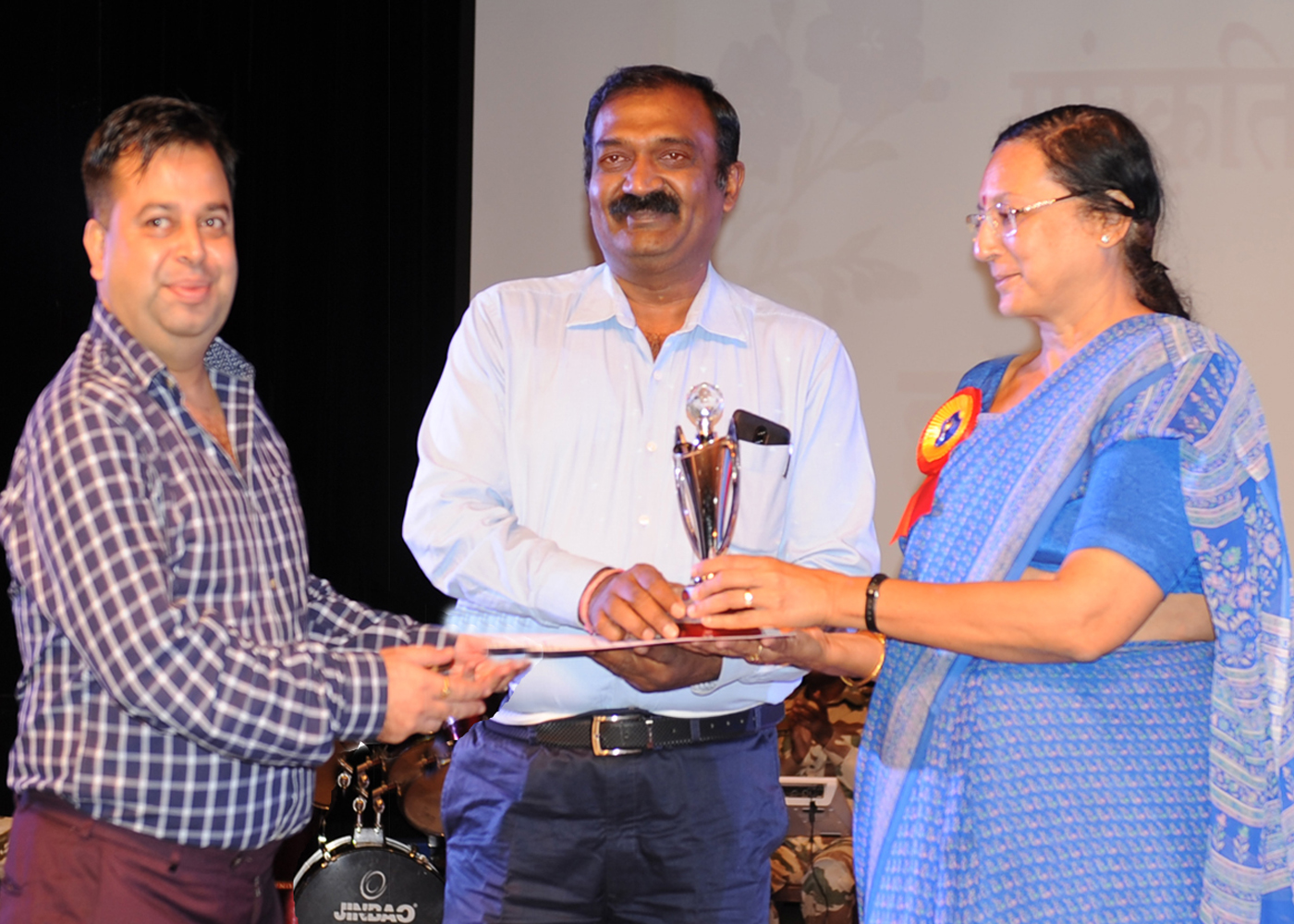 """BBMB bags First Prize for its House Journal """"BBMB Samachar"""""""