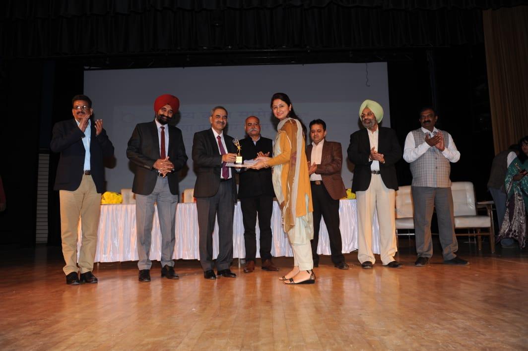 बीबीएमबी द्वारा राजभाषा पुरस्कार वितरण' समारोह एवं 'हास्य कवि सम्मेलन' का आयोजन
