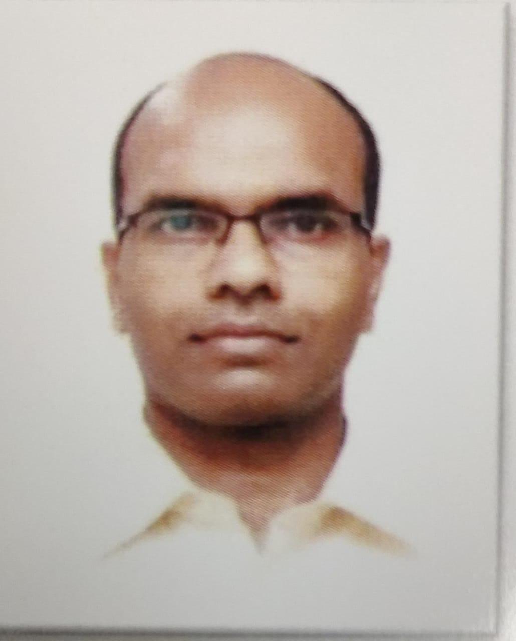 Sh. Raghuraj Madhav Rajendran