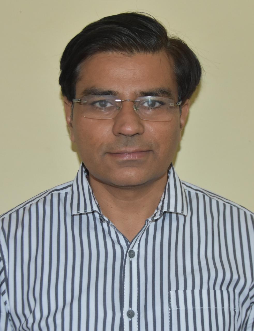 इंजी. संजीव दत्त शर्मा