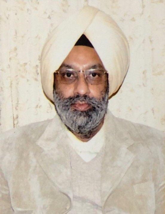 Er. Bikramjeet Singh Sabherwal